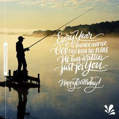 happy birthday fisherman card ; c79d16265ba5e6abaee08f7669e9d5d9