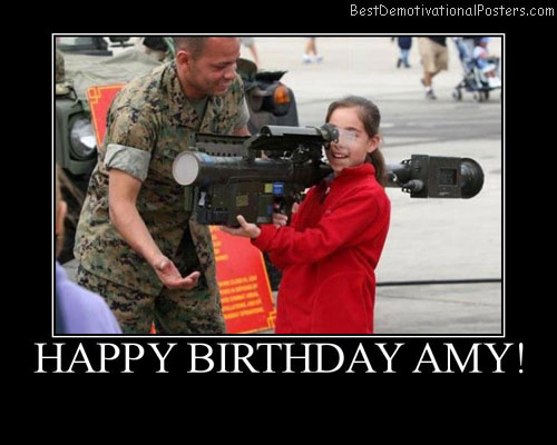 happy birthday funny posters ; Happy-birthday-Amy-Best-Demotivational-posters
