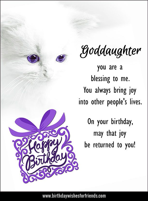 happy birthday goddaughter ; 51660edccc862911817088bc23a612a2