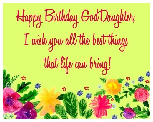 happy birthday goddaughter ; e1f4c1da268de74233dcdef91e9e998f