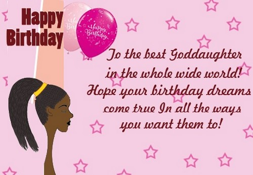 happy birthday goddaughter ; happy_birthday_goddaughter5