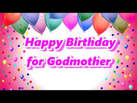 happy birthday godmother ; hqdefault