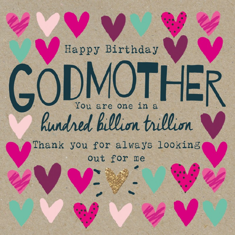 happy birthday godmother ; swa018_2
