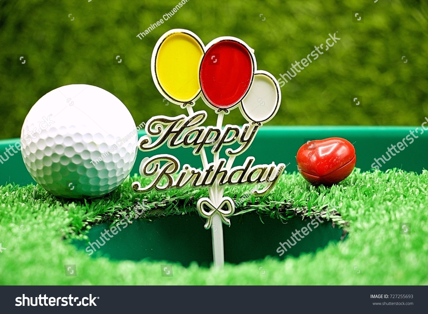 happy birthday golf images ; stock-photo-happy-birthday-to-golfer-with-golf-ball-and-sign-on-green-grass-727255693