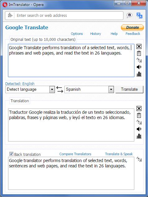 happy birthday google translate ; Google-Translate
