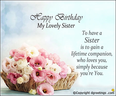 happy birthday gorgeous message ; happy-birthday-sister-cards-lovely-birthday-messages-for-sister-birthday-wishes-for-sister-dgreetings-of-happy-birthday-sister-cards