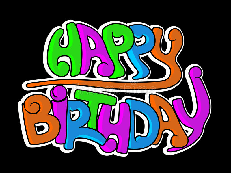 happy birthday graffiti ; happy-birthday-graffiti-9560574