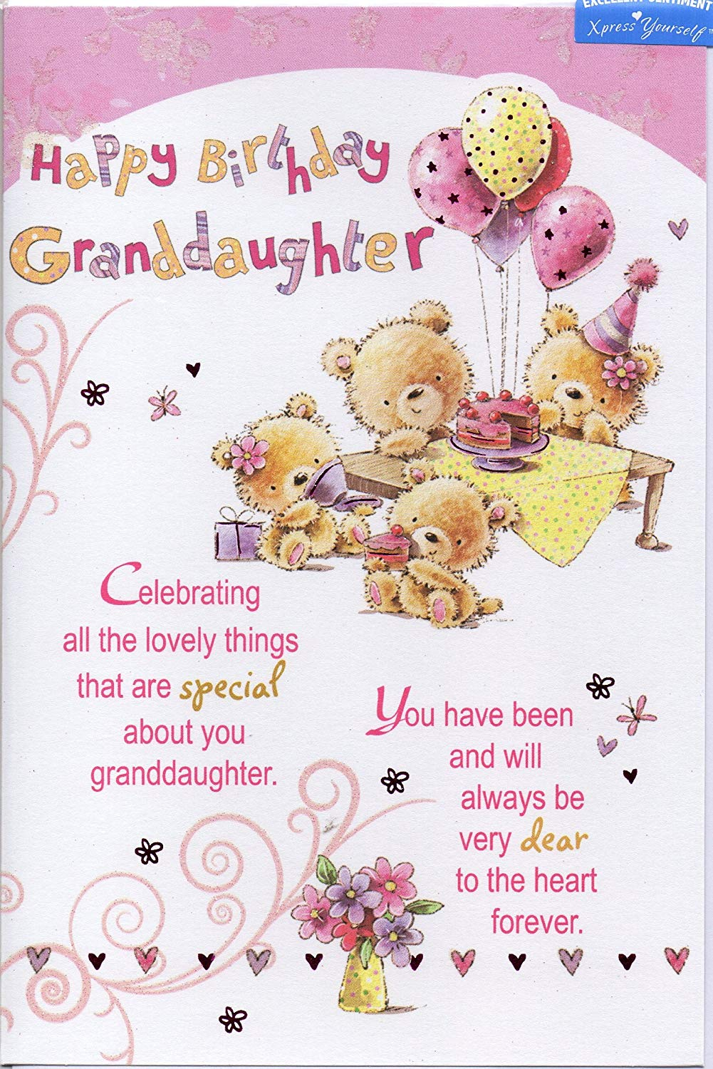 happy birthday granddaughter images for facebook ; A1HhUQRxZ3L