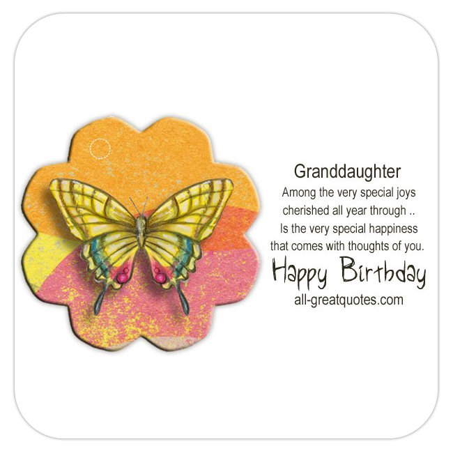 happy birthday granddaughter images for facebook ; share-free-birthday-cards-for-Granddaughter-on-facebook
