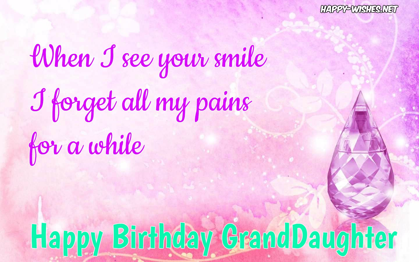 happy birthday granddaughter quotes ; 2HappybirthdaywishesforGranddaughter-compressed