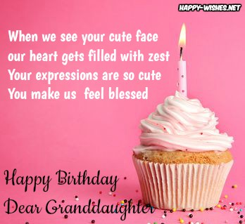 happy birthday granddaughter quotes ; 9HappybirthdaywishesforGranddaughter-compressed