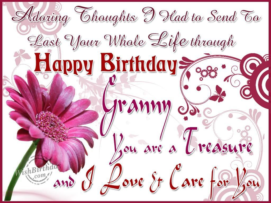 happy birthday grandmother ; 22416f890321c97aed1b07188b53e416