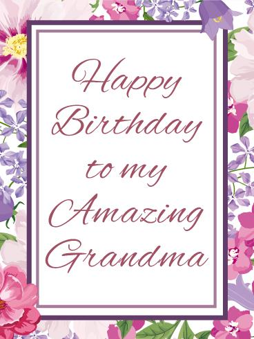 happy birthday grandmother ; b_day_fgra06-ef774680c9f4c2949324d3d844047e5f