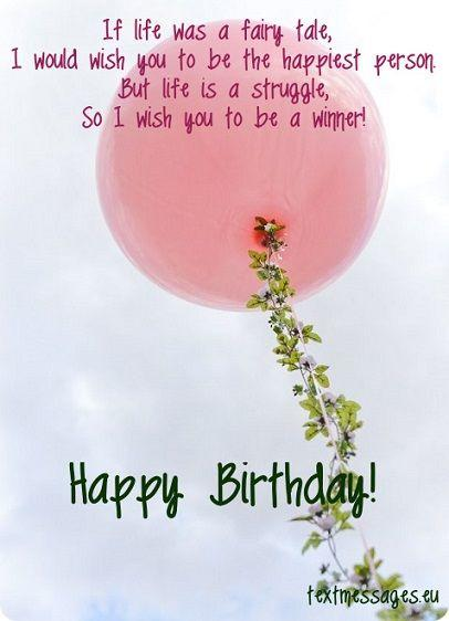 happy birthday greeting words ; birthday-quotes-for-friend