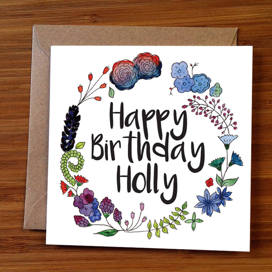 happy birthday in croatian ; croatian-birthday-cards-unique-personalised-floral-birthday-card-by-ivorymint-stationery-stock-of-croatian-birthday-cards