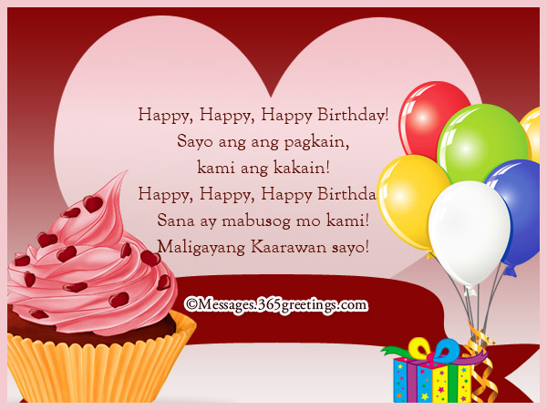 happy birthday in filipino ; tagalog-birthday-wishes-for-dad