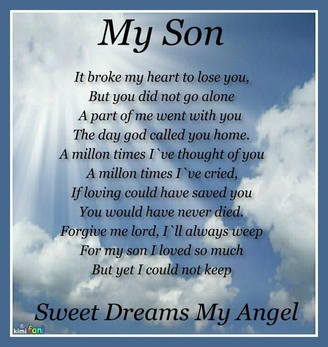 happy birthday in heaven son ; 5cc9334fb84b4617f7e683f2c0b625d4--in-heaven-quotes-little-man