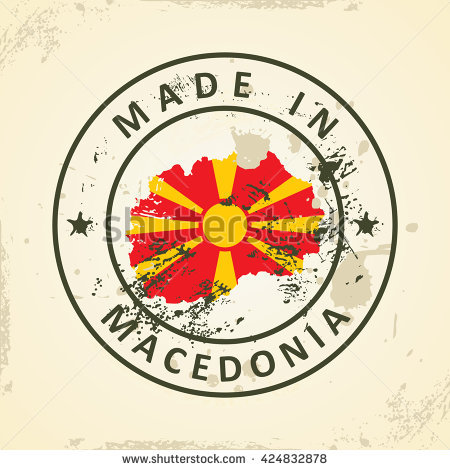 happy birthday in macedonian ; stock-vector-grunge-stamp-with-map-flag-of-macedonia-vector-illustration-424832878