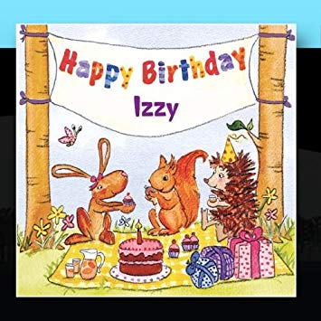 happy birthday izzy ; 51J%252BMv1UvwL