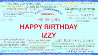 happy birthday izzy ; mqdefault