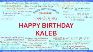 happy birthday kaleb ; mqdefault