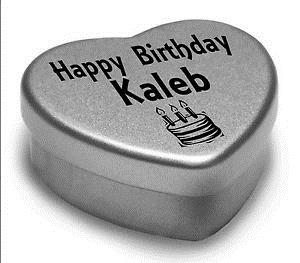 happy birthday kaleb ; s-l300