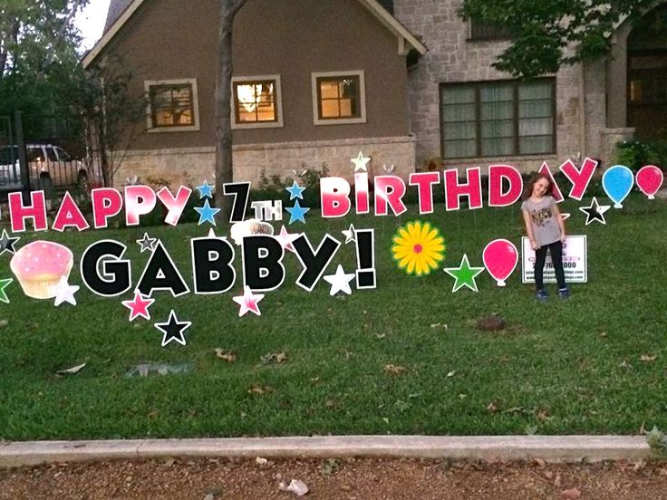 happy birthday lawn signs ; c53fb78621ab79d0aa0f798facb65600--oklahoma-yards