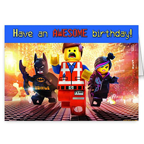 happy birthday lego card printable ; 61ZDC9zGWqL
