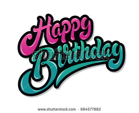 happy birthday letter design ; stock-vector-happy-birthday-hand-drawn-vector-lettering-design-perfect-for-advertising-poster-announcement-or-684577882