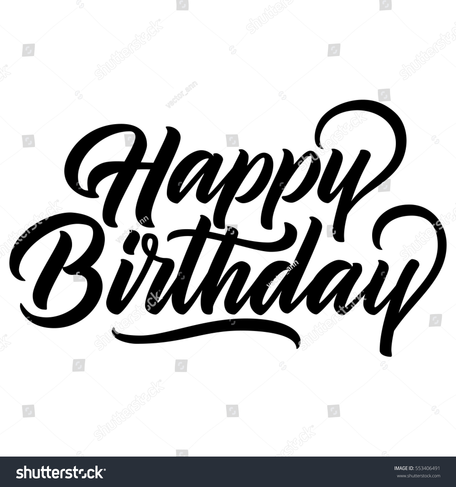 happy birthday logo images ; stock-vector-happy-birthday-vintage-hand-lettering-brush-ink-calligraphy-vector-type-design-isolated-on-white-553406491
