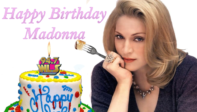 happy birthday madonna ; Madonna-Bday