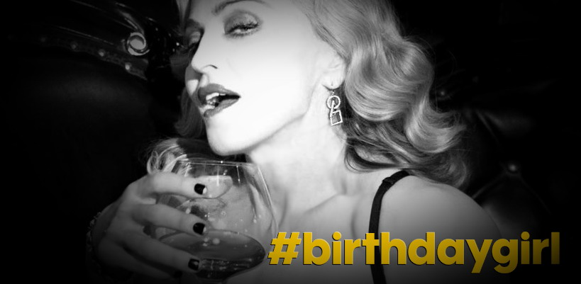 happy birthday madonna ; en-27237