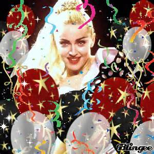happy birthday madonna ; madonna-birthday2