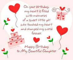 happy birthday message for baby girl ; 3d21693b76b2b2bf1e9311b0697fb0bb--birthday-messages-birthday-banners