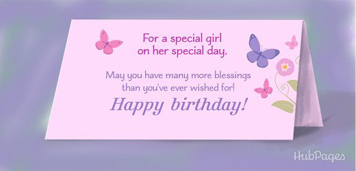 happy birthday message for baby girl ; Baby-Daughter-Birthday-Quotes-2