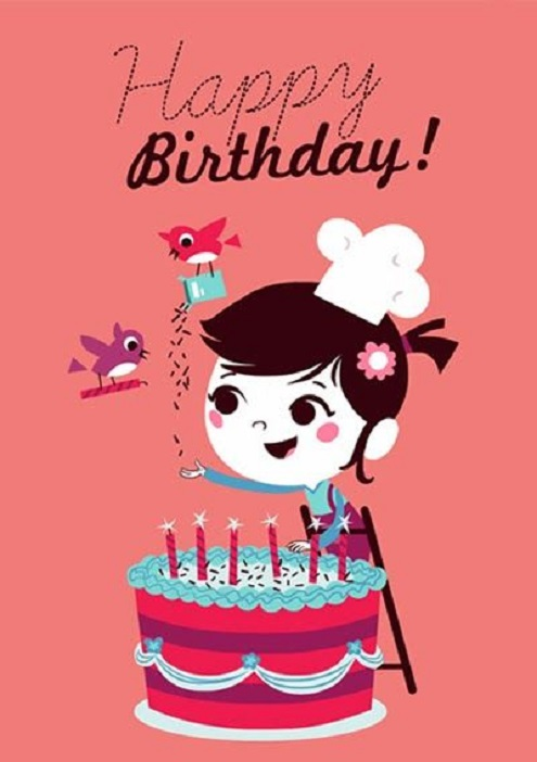 happy birthday message for baby girl ; Best-birthday-images-for-her-5