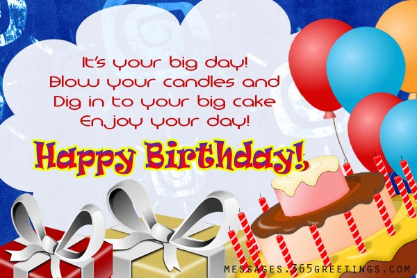 happy birthday message for child ; birthday-greetings-for-kids