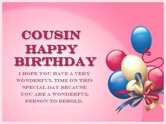 happy birthday message for cousin female ; e354ca5b29f470a85cf94022c69e4441--birthday-wishes-messages-happy-birthday-wishes
