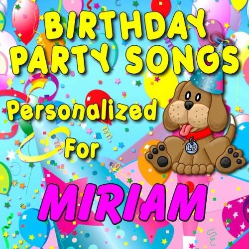 happy birthday miriam ; 61t%252BGkwmD3L