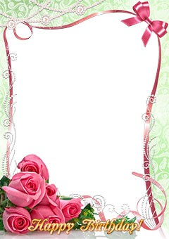 happy birthday mom picture frames ; 1512399077