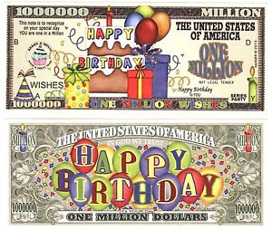 happy birthday money ; s-l300