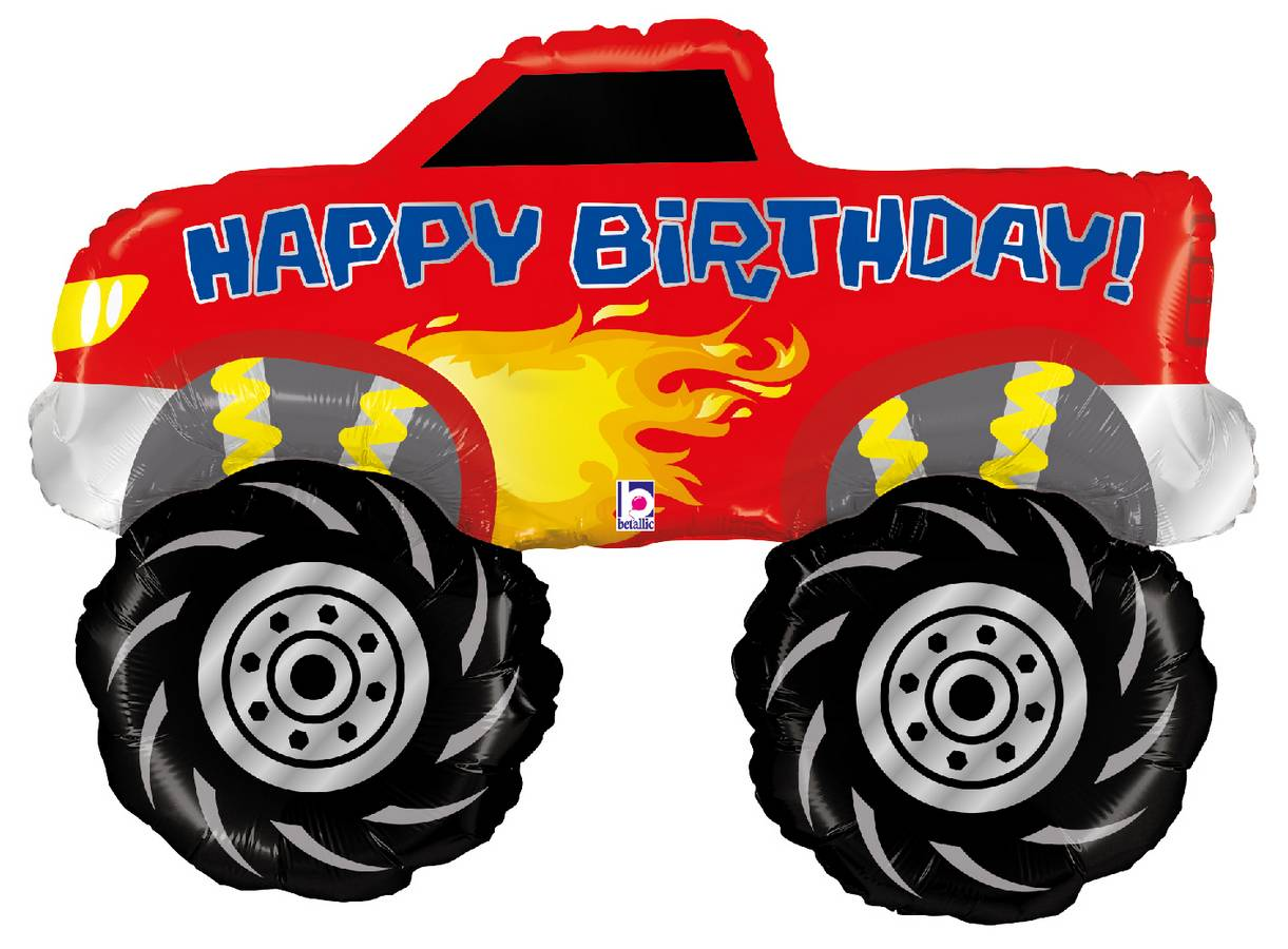 happy birthday monster truck ; F35141P%2520Birthday%2520Monster%2520Truck