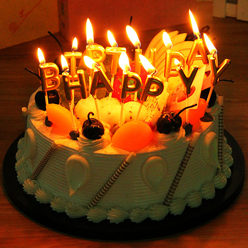 happy birthday new picture ; 1-Set-New-Arrival-Birthday-Cake-Decoration-Home-Party-Use-Ideal-Gold-Silver-HAPPY-BIRTHDAY-Candle