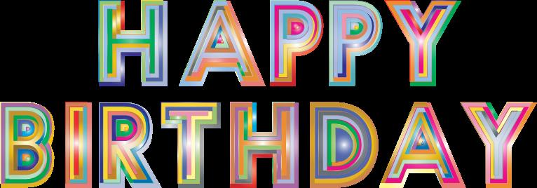 happy birthday pdf ; Happy-Birthday-Typography-2