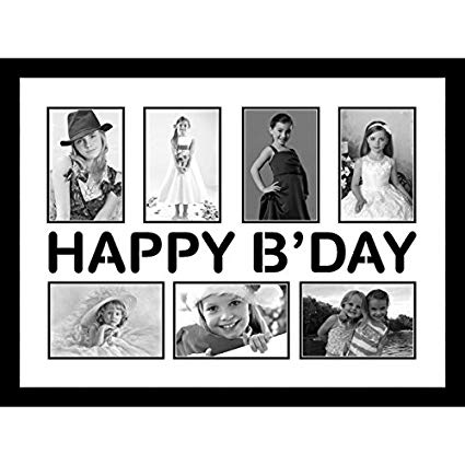 happy birthday photo frame collage ; 51z%252B0f3d0xL