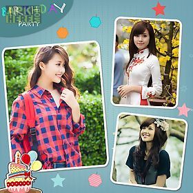 happy birthday photo frame collage ; happy-birthday-frame-app-for-android-4