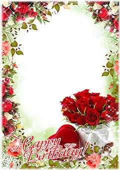 happy birthday photo frames online editing free ; 1522765453