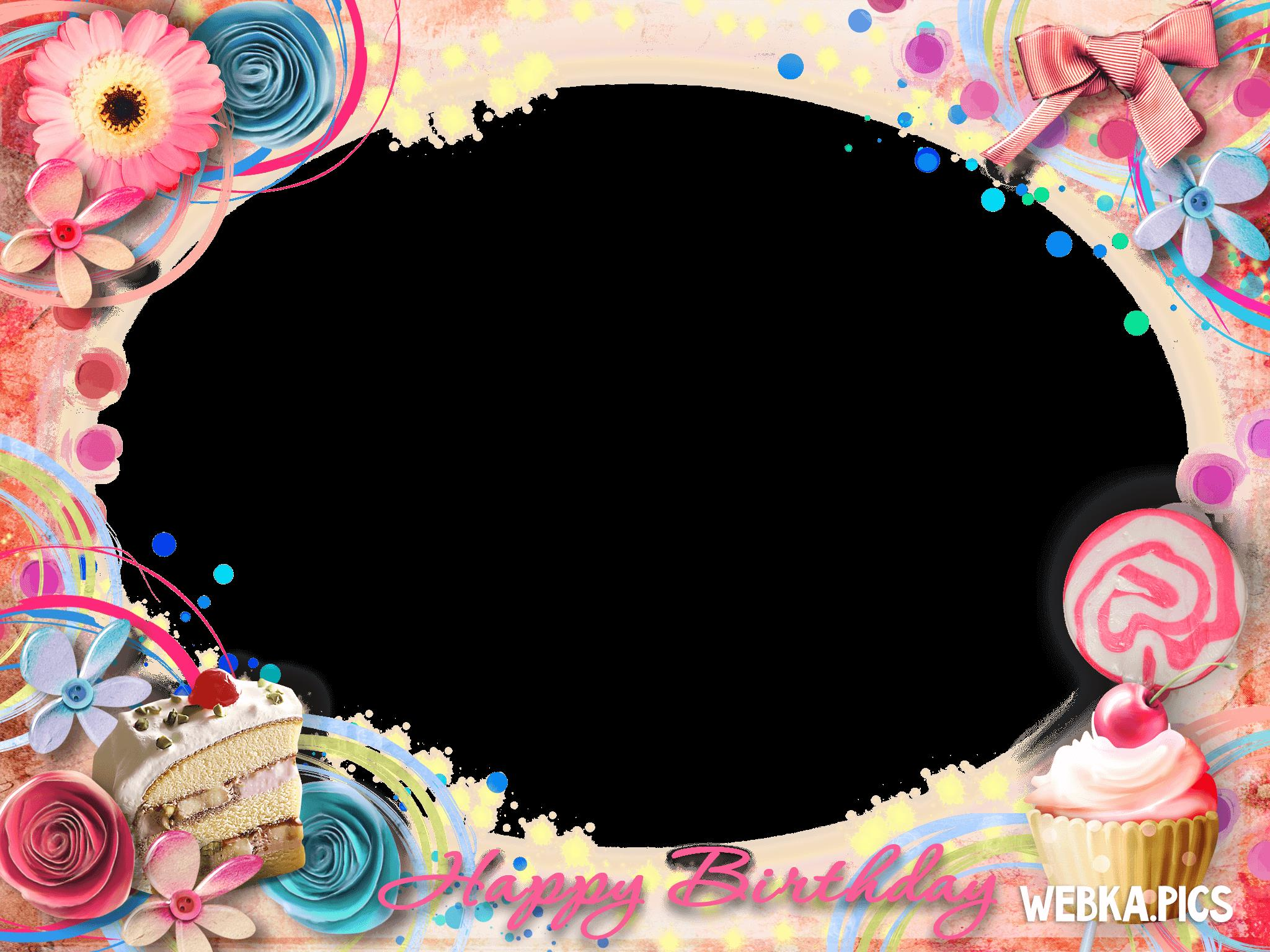 happy birthday photo frames online editing free ; happy-birthday-photo-frame-picture-1
