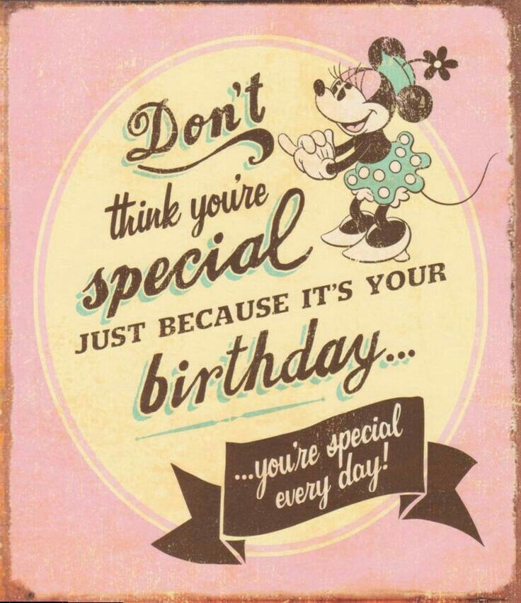 happy birthday pics with quotes ; birthday-quotes-minnie-mouse-vintage-birthday-card