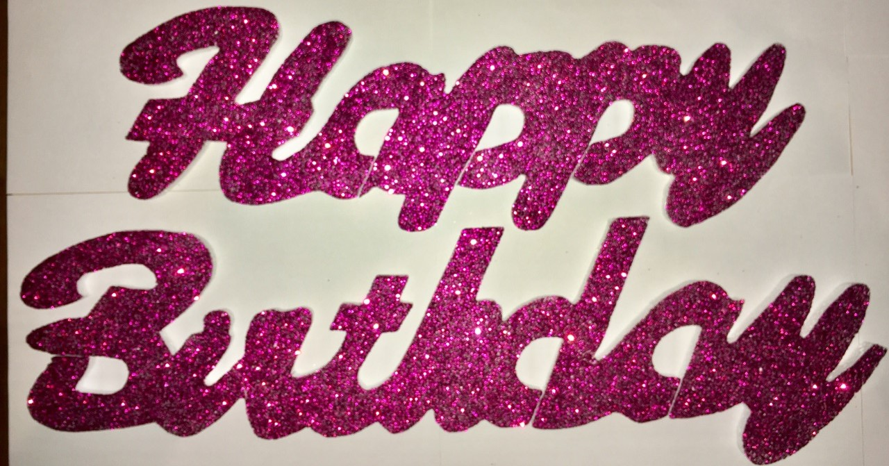 happy birthday pink images ; Happy-Birthday-Pink-Glitter-60-x30-cm-3